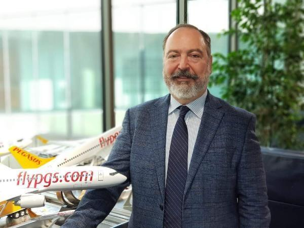 IATA: s styrelse utser Pegasus Airlines vd till ny ordförande