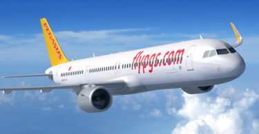 Pegasus Airlines: Emisiones netas de carbono cero para 2050.