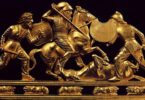 Pengadilan Amsterdam: Koleksi Emas Scythian milik Ukraina.