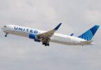 Lety New London z New Yorku, Denveru, San Francisca a Bostonu spoločnosťou United Airlines.