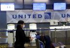 United Airlines planeja maior programação doméstica desde março de 2020