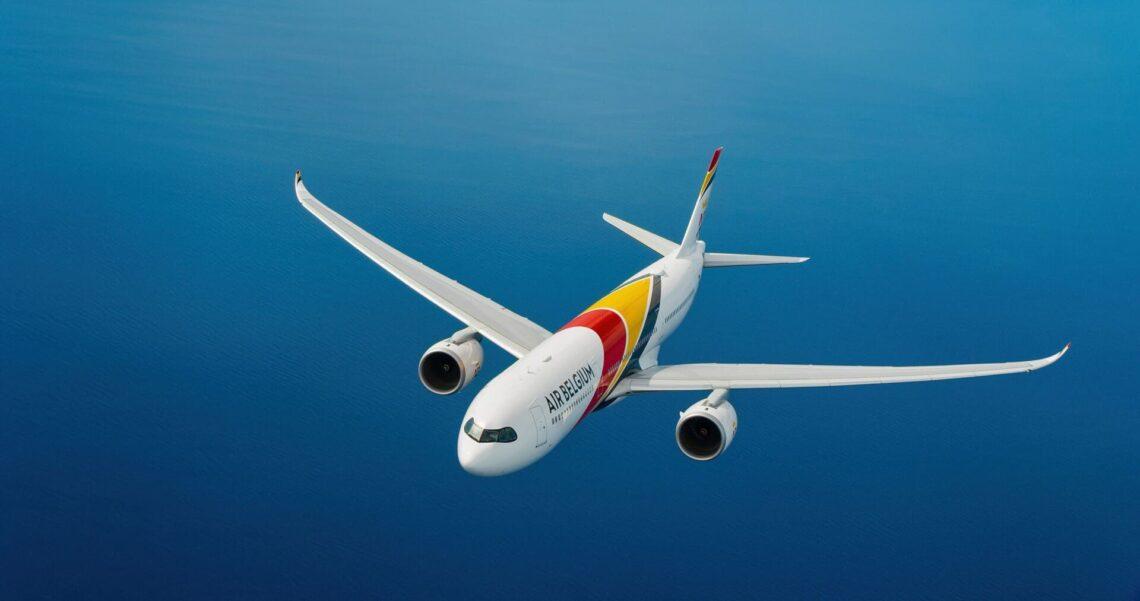 Air Belgium receives its first A330neo jet