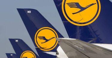Lufthansa ua tiav qhov ua tiav ntawm kev nce peev