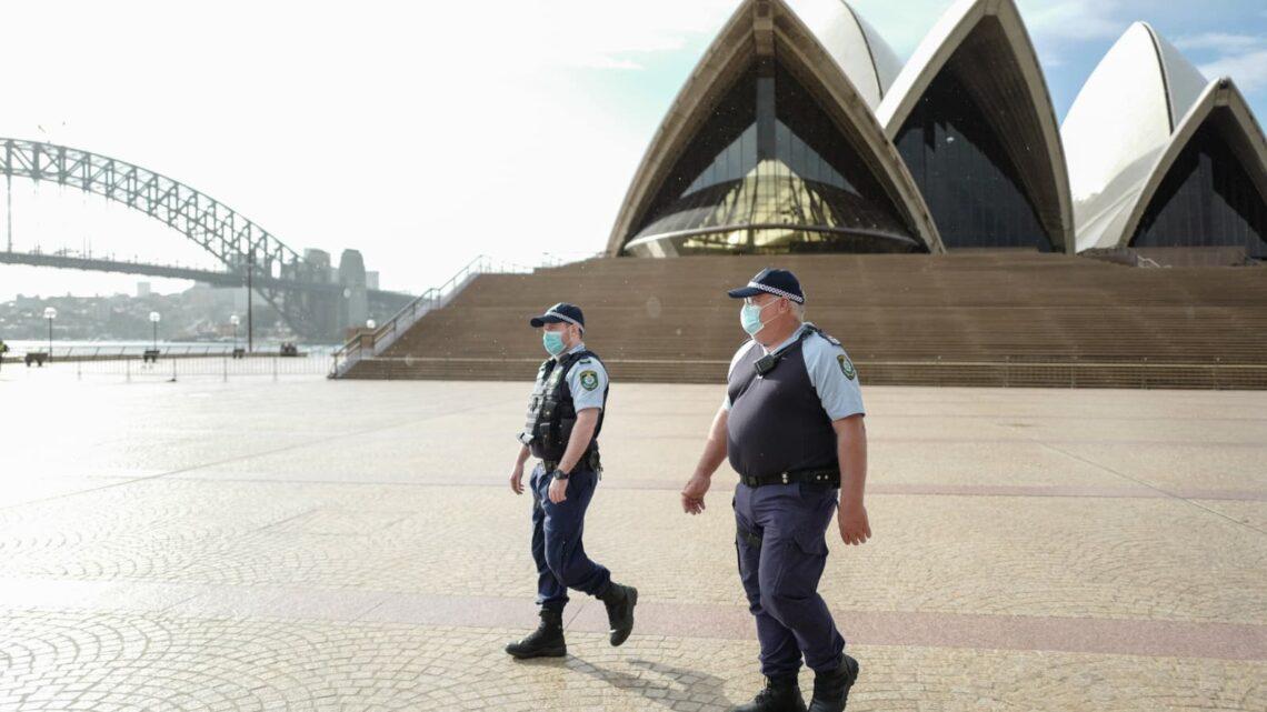 Sydney e emisa ho koaloa ha eona ha COVID-19