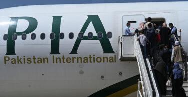 Pakistan Airlines stopet Kabul -flechten neidat Taliban priisbesunigings bestelde