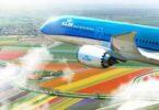 आम्सटरडॅम ते बार्बाडोस पर्यंत नवीन KLM उड्डाणे
