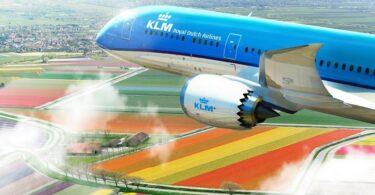 Nauji KLM skrydžiai iš Amsterdamo į Barbadosą