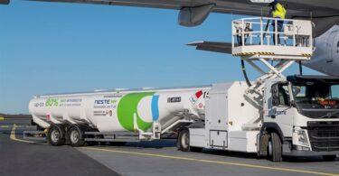 EasyJet нь Гатвик нисэх онгоцны буудлаас нисэхийн тогтвортой түлшээр нисдэг.