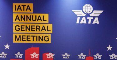 China Eastern Airlines pikeun janten tuan rumah 2022 IATA AGM di Shanghai