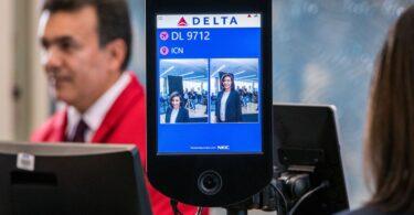 Delta societas cum TSA streamlines reprehendo-in, securitas in Atlanta hub