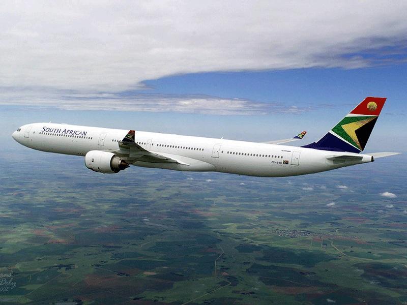 სამხრეთ აფრიკის ავიახაზები: ახლა იფრინეთ იოჰანესბურგიდან მავრიკიუსში