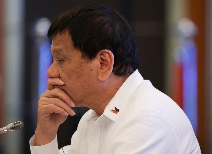 Ֆիլիպինների նախագահը հեռանում է քաղաքականությունից