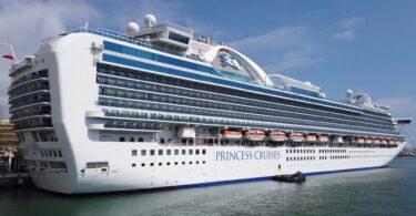 IPrincess Cruises i-Emerald Princess ibuyela kwinkonzo eMelika