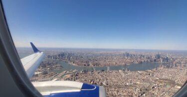 Az USA-ba irányuló repülőjegy-foglalások szárnyalnak.