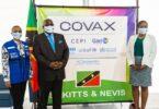 75% o St Kitts me Nevis e whaaia ana te taupori kano kano